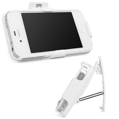 Dual+ Holster Case - Apple iPhone 4 Holster