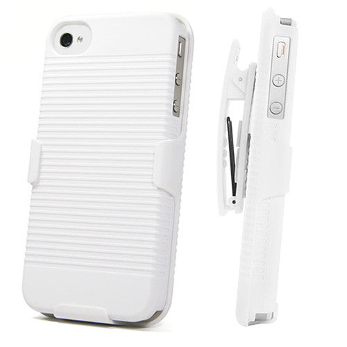 Dual+ Holster iPhone 4S Case