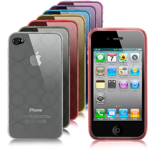 Eclipse Crystal Slip - Apple iPhone 4 Case