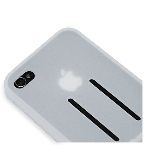 FlexiSkin with Armband Slits - Apple iPhone 4S Case