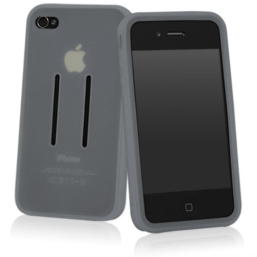 iPhone 4S FlexiSkin with Armband Slits