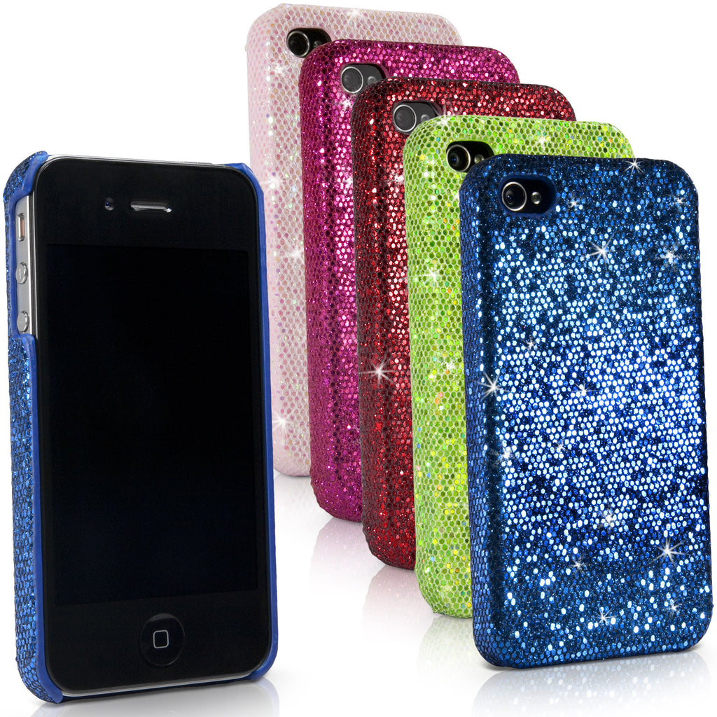 Glamour & Glitz Case - Apple iPhone 4S Case