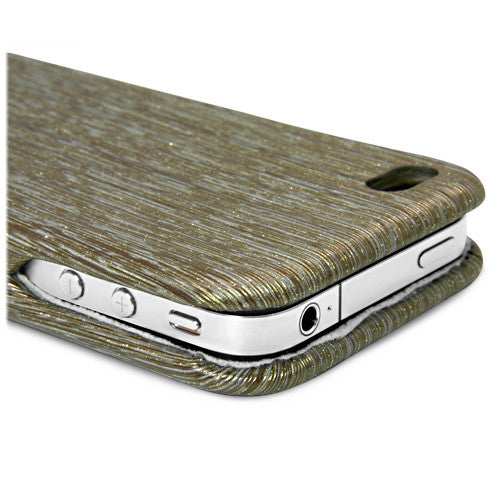 Gold Rain Case - Apple iPhone 4S Case