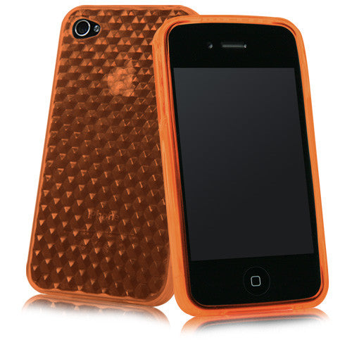 Honeycomb iPhone 4S Crystal Slip