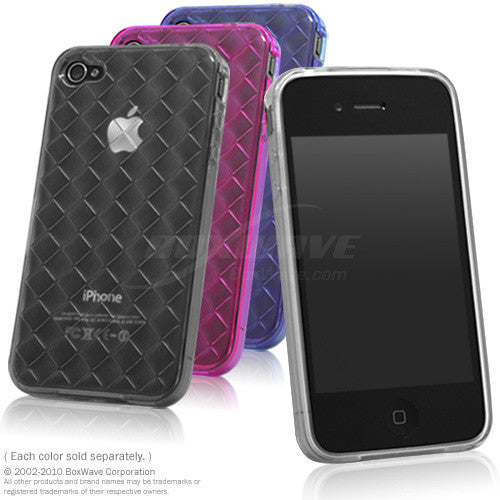Interwoven Crystal Slip - Apple iPhone 4 Case