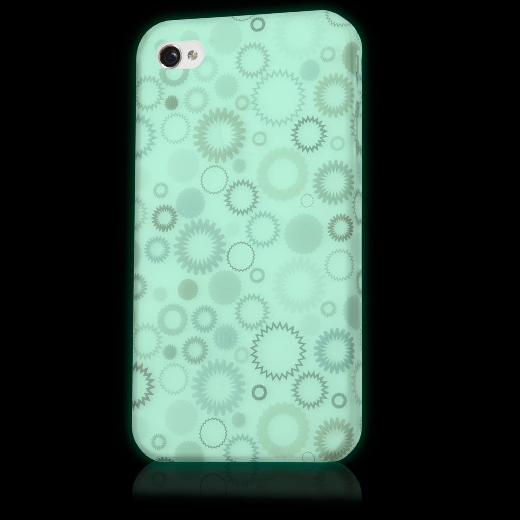 Mod Burst Glow Case - Apple iPhone 4S Case