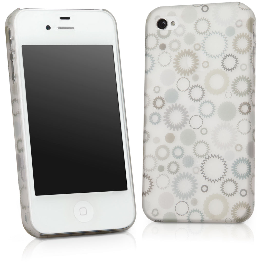 Mod Burst Glow Case - Apple iPhone 4 Case