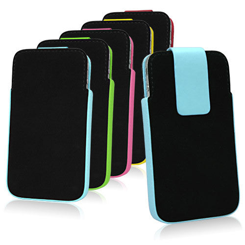 Neon Pouch - Apple iPhone 4 Case