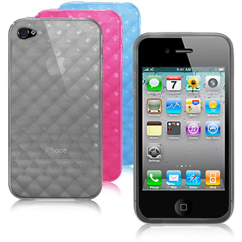 Pillow Crystal Slip - Apple iPhone 4S Case