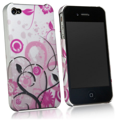 Pink Divine Case - Apple iPhone 4S Case