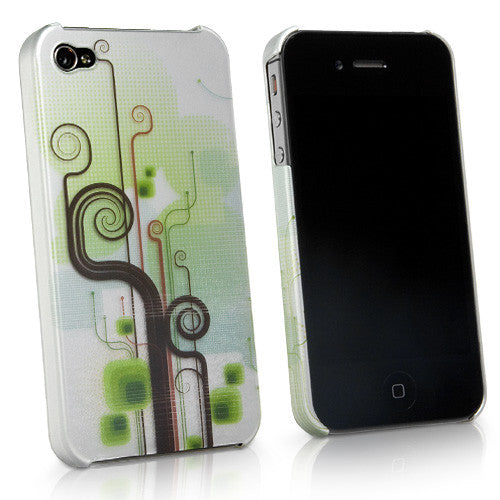 Pixel Park Case - Apple iPhone 4 Case