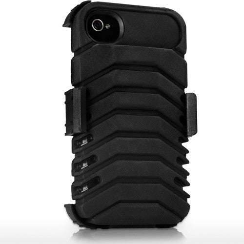 Resolute Extreme Case with Holster - Apple iPhone 4S Case