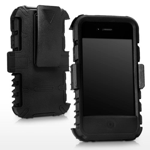 Resolute Extreme Case with Holster - Apple iPhone 4 Case