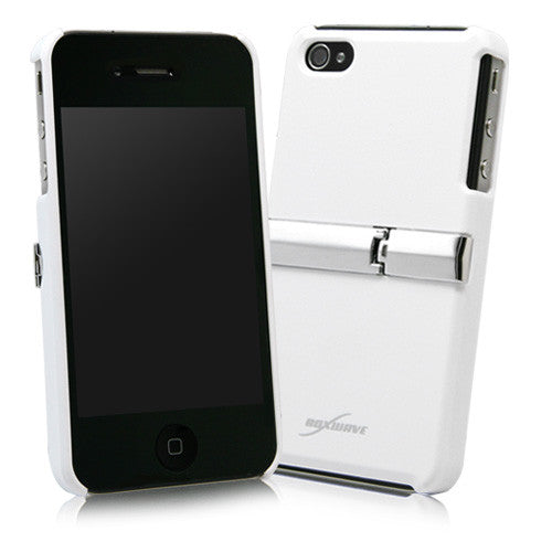 iPhone 4 Shell Case with Stand