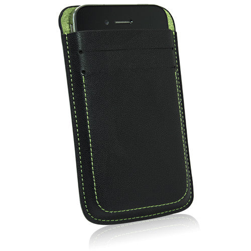 Sleek ID Pouch - Apple iPhone 4S Case