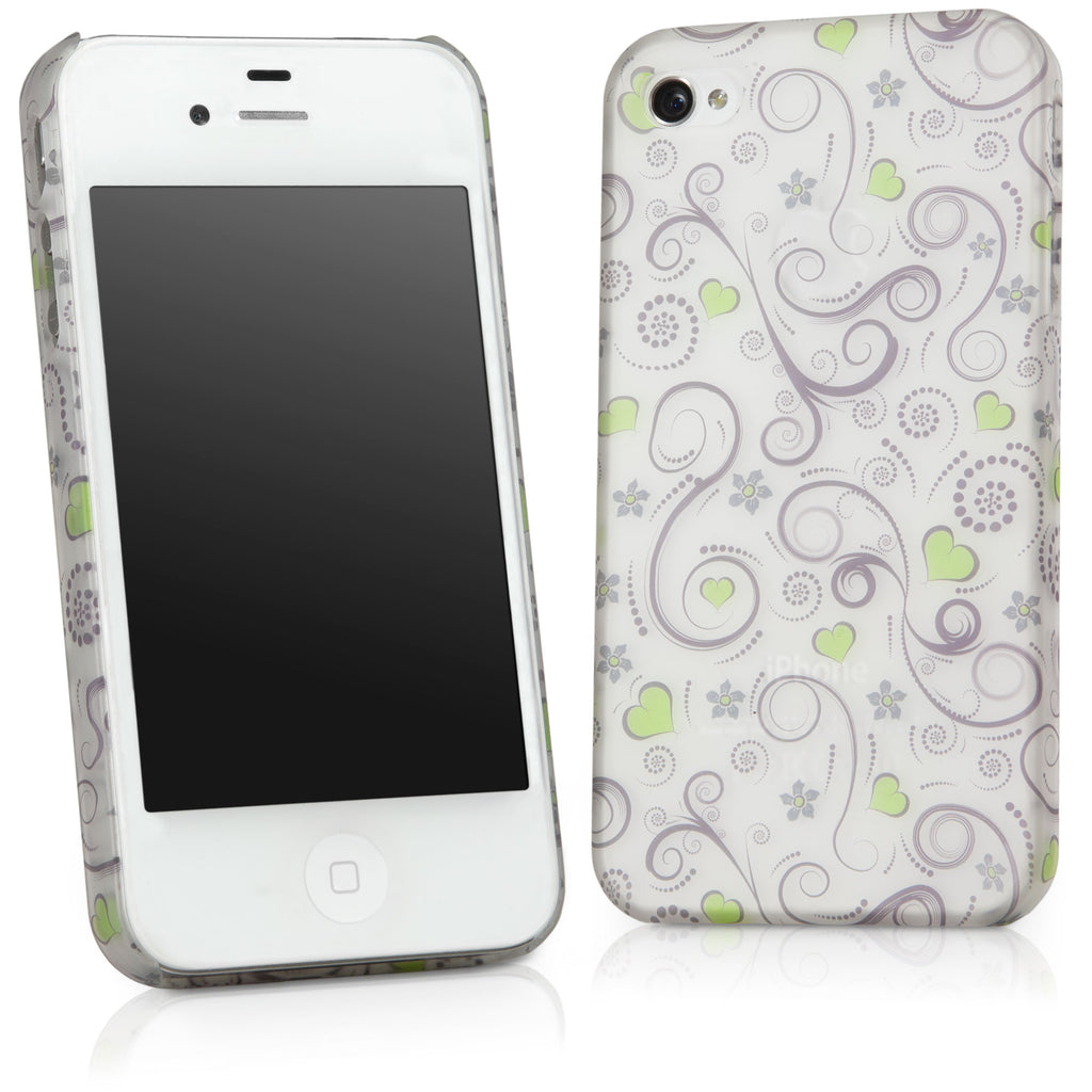 Spring Fling Glow Case - Apple iPhone 4S Case
