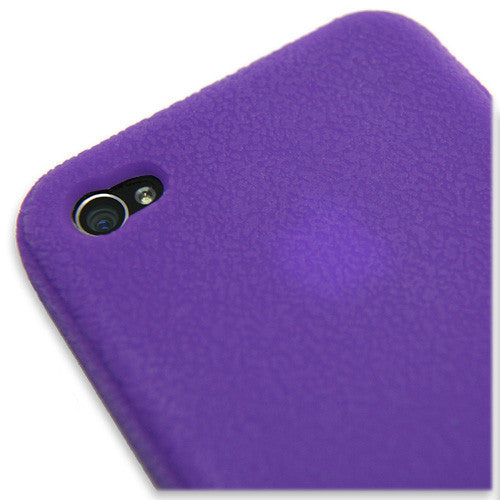 TextureGrip FlexiSkin - Apple iPhone 4 Case