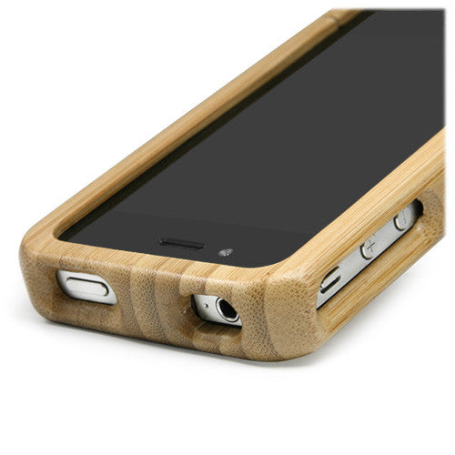 True Bamboo iPhone Case - Apple iPhone 4S Case