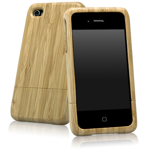 True Bamboo iPhone 4S Case