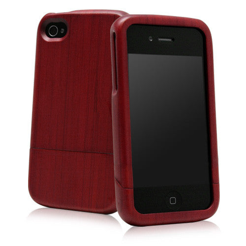 True Wood iPhone Case - Apple iPhone 4 Case