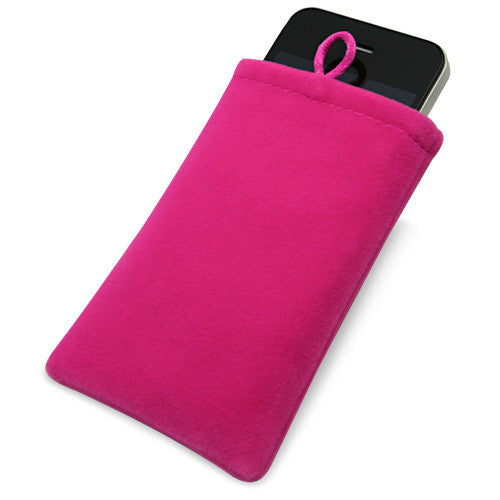 Velvet Pouch - Apple iPhone 4 Case