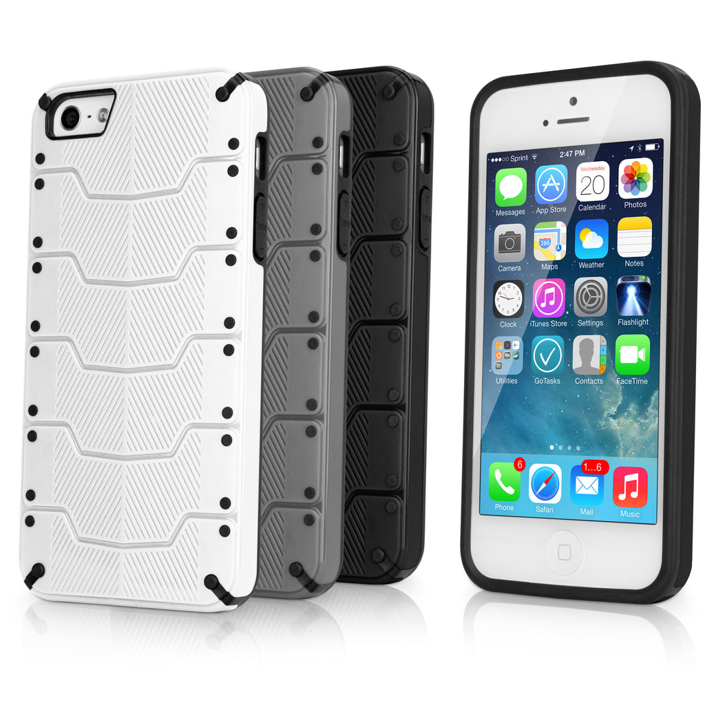ArmorPlate Case - Apple iPhone SE Case