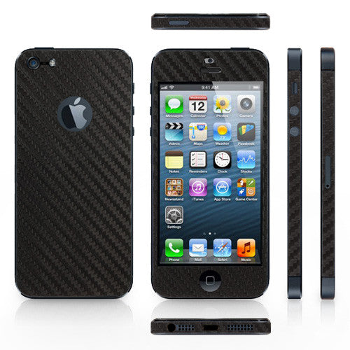 Carbon Fiber iPhone 5s Skin