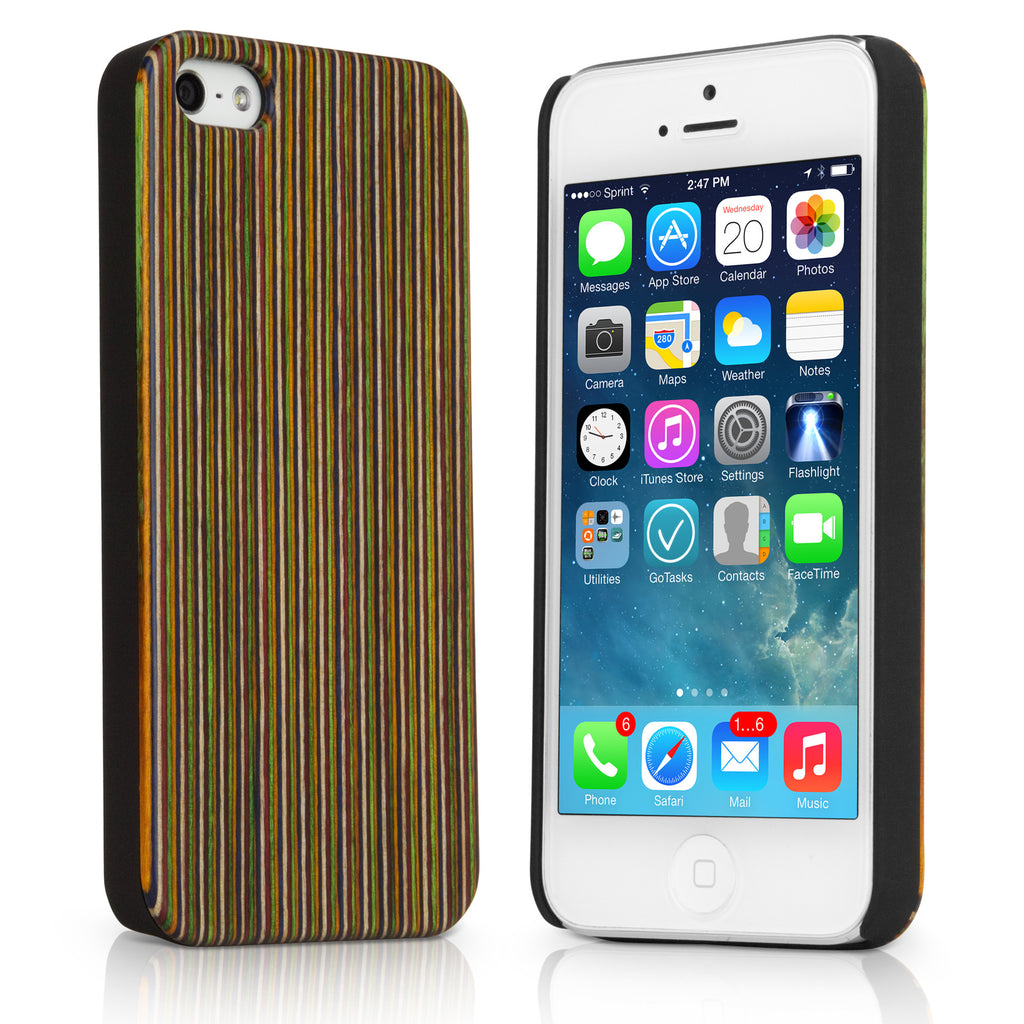 ChromaColor True Wood Case - Apple iPhone 5 Case