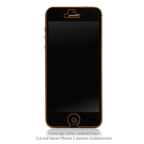 ClearTouch Anti-Glare (2-Pack) - Apple iPhone 5 Screen Protector