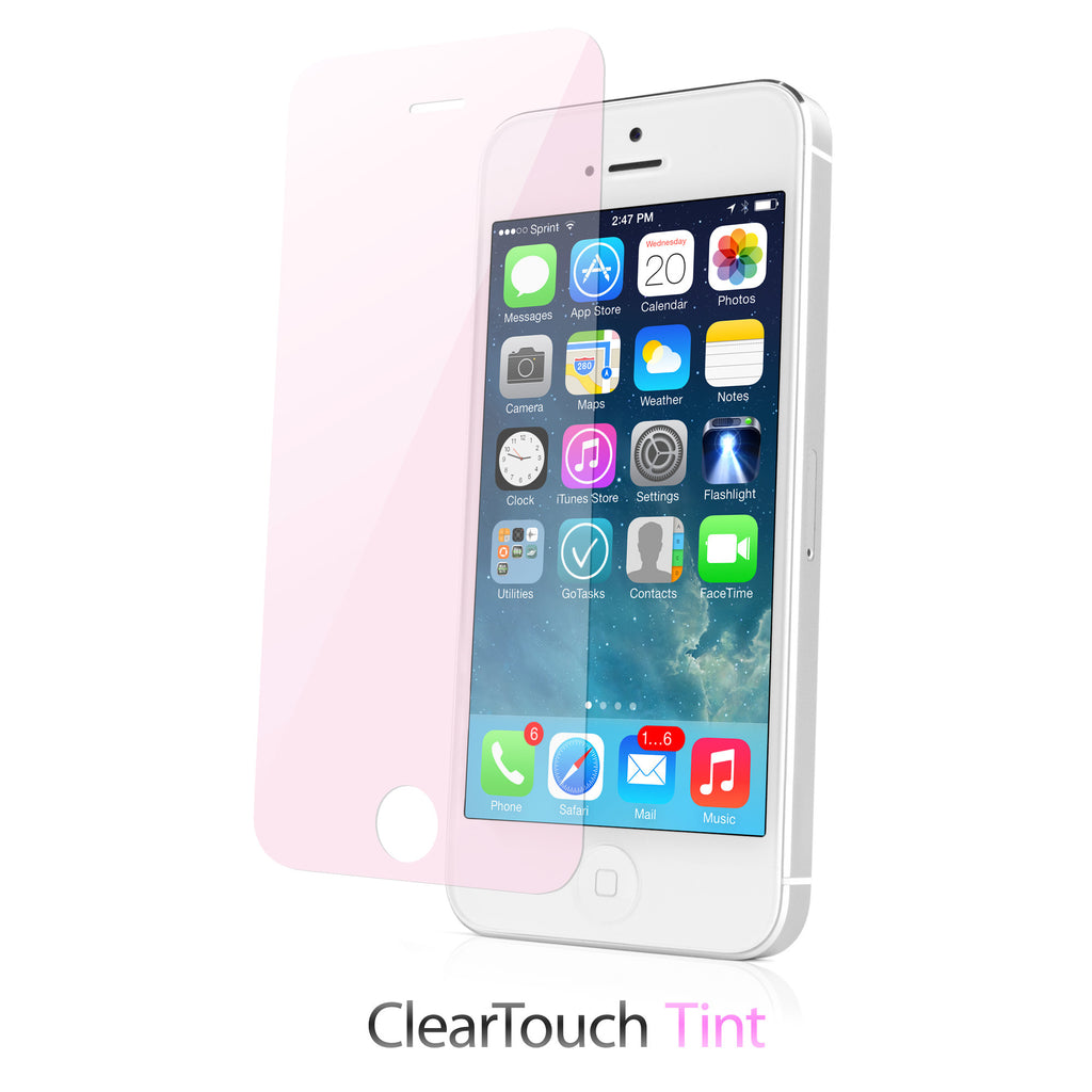 iPhone 5 ClearTouch Glass Tinted