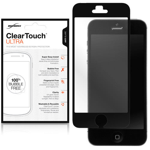 iPhone 5 ClearTouch Ultra Anti-Glare