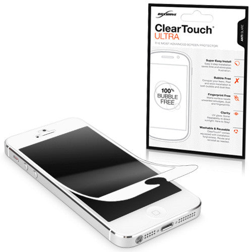 iPhone 5s ClearTouch Ultra Anti-Glare