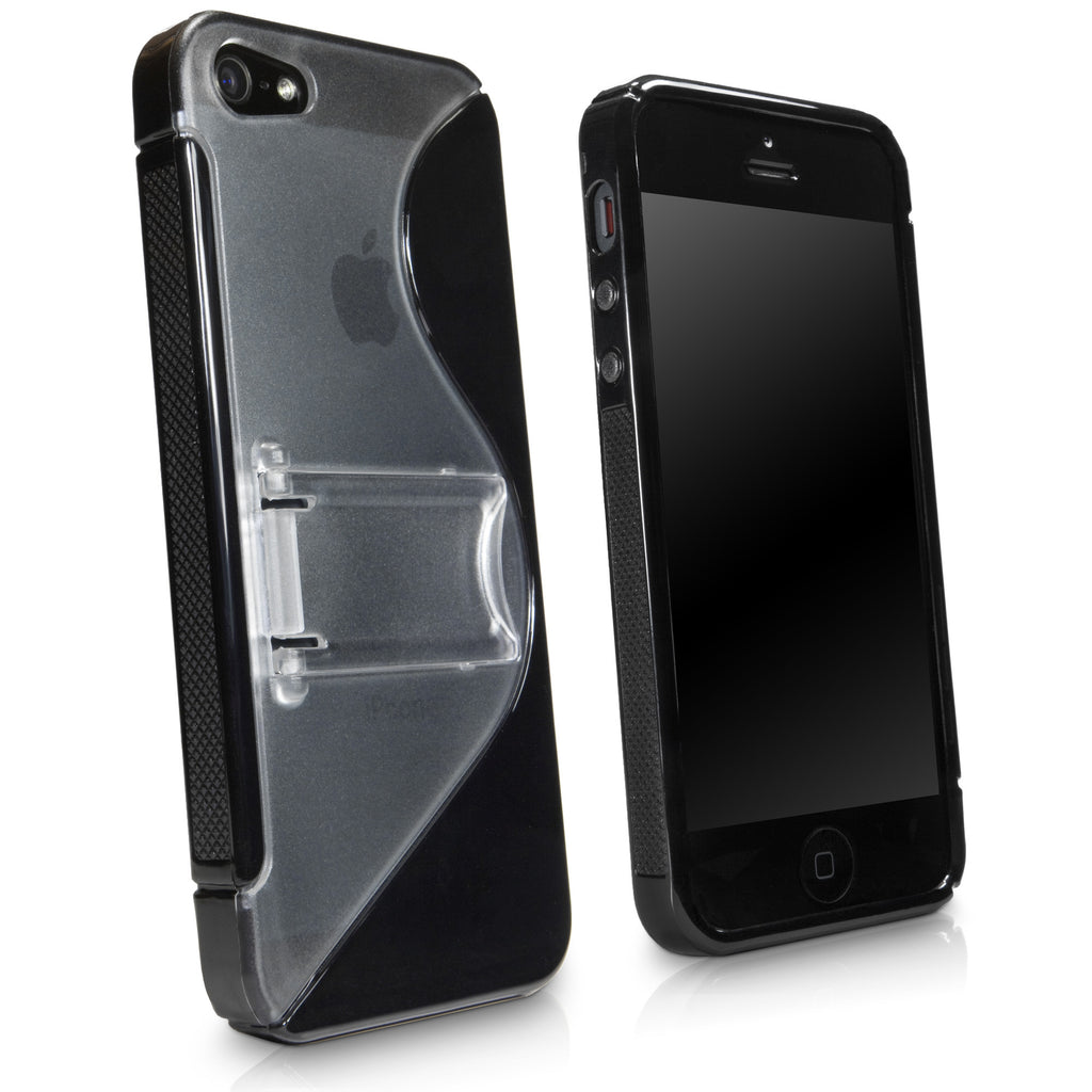 ColorSplash Case with Stand - Apple iPhone 5 Case