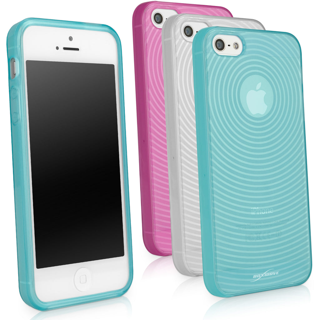 Cyclone Crystal Slip - Apple iPhone 5 Case