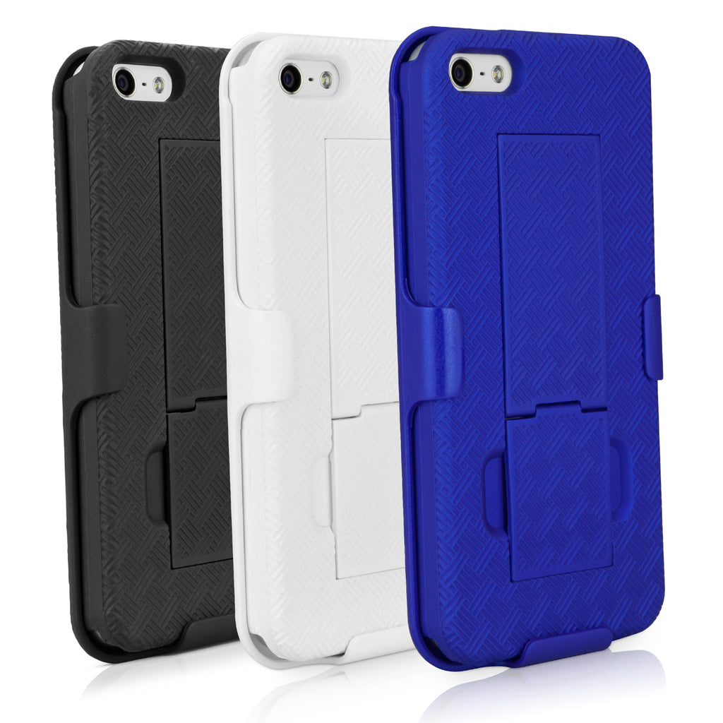 Dual+ Holster Case - Apple iPhone 5 Holster