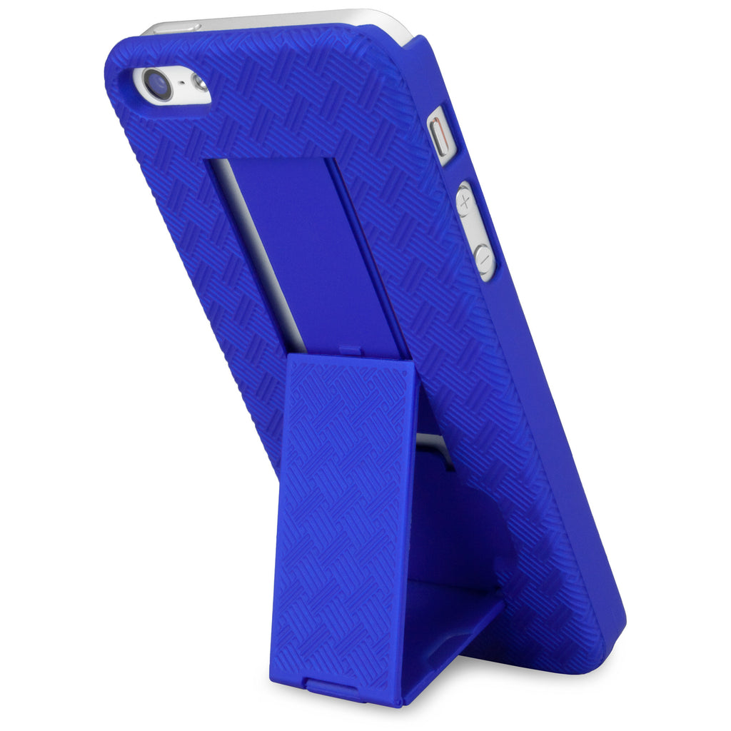 Dual+ Holster Case - Apple iPhone 5s Holster