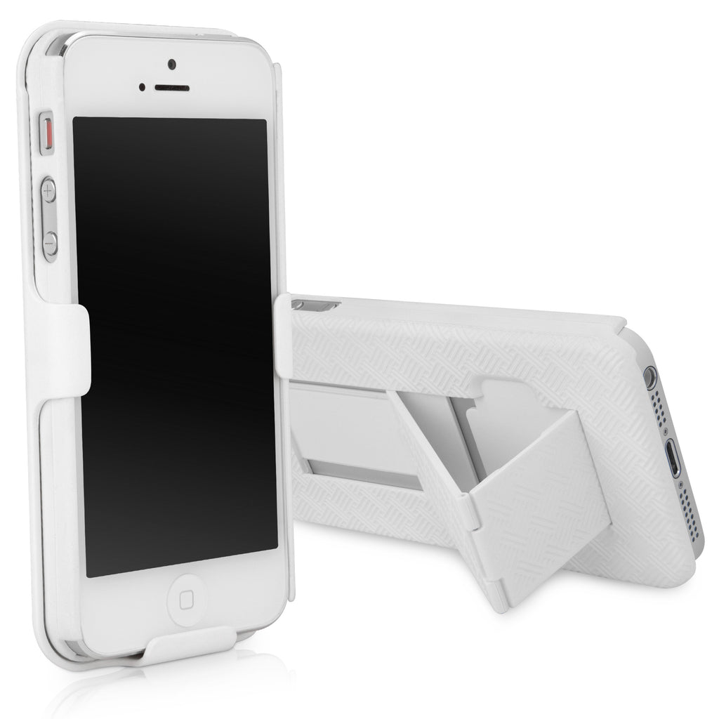Dual+ Holster iPhone 5 Case