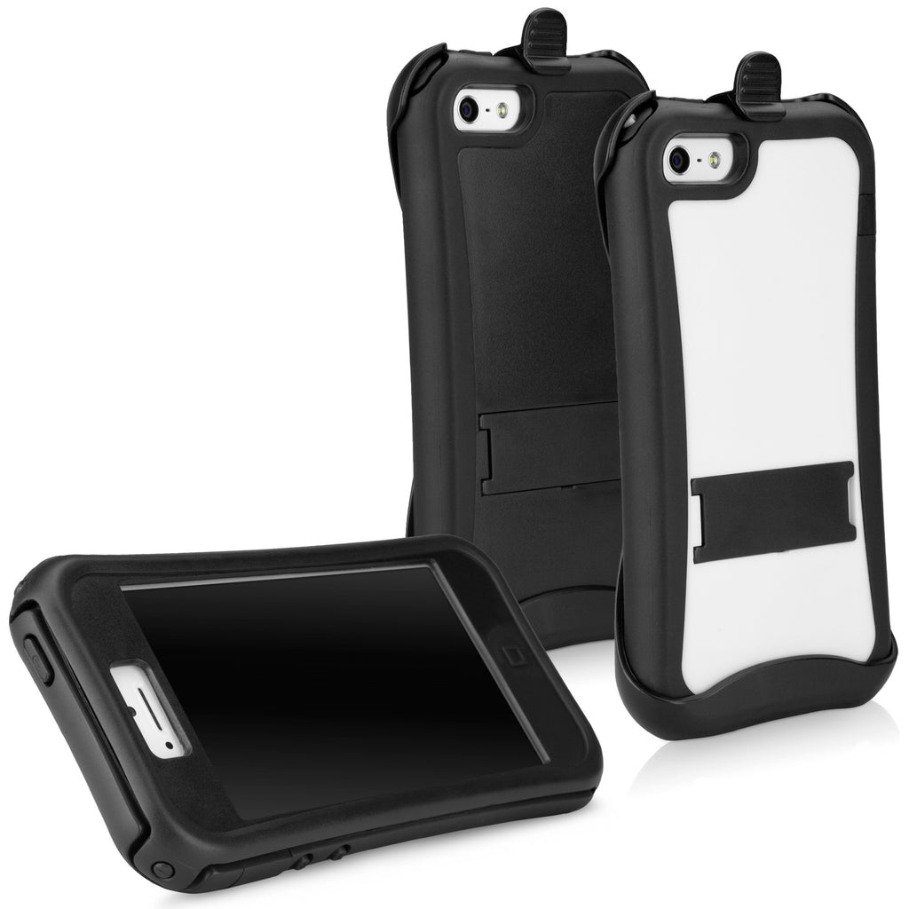 Dual+ Max Holster - Apple iPhone 5s Holster