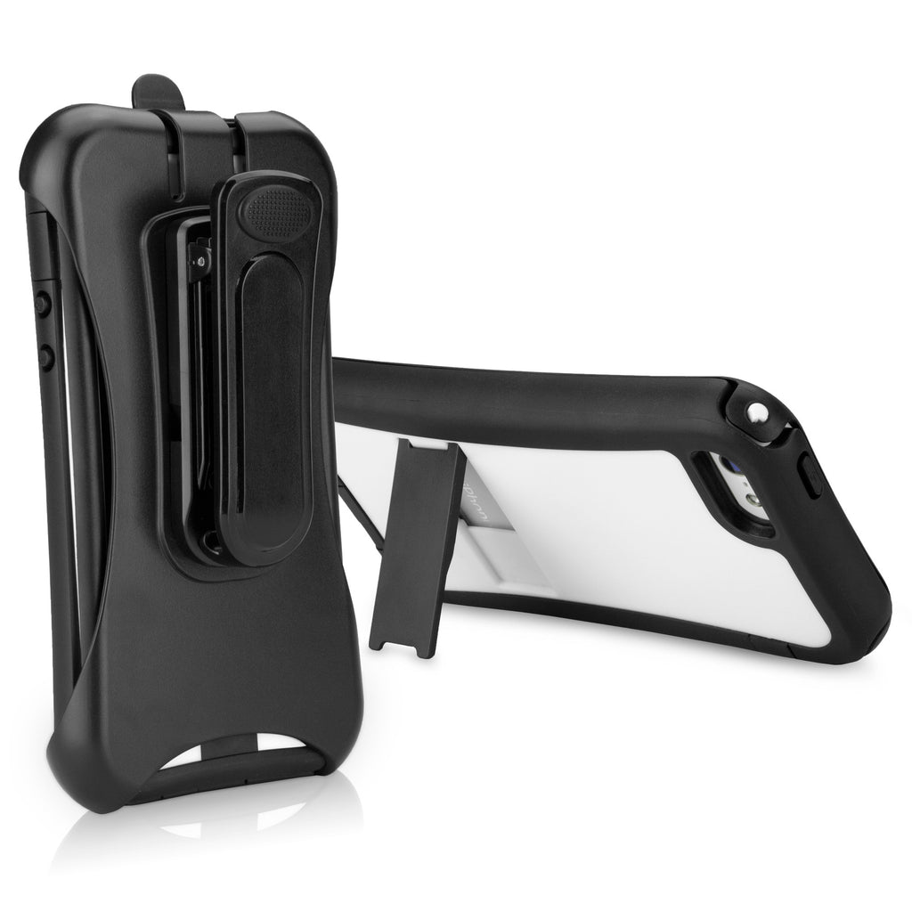 Dual+ Max Holster iPhone 5 Case