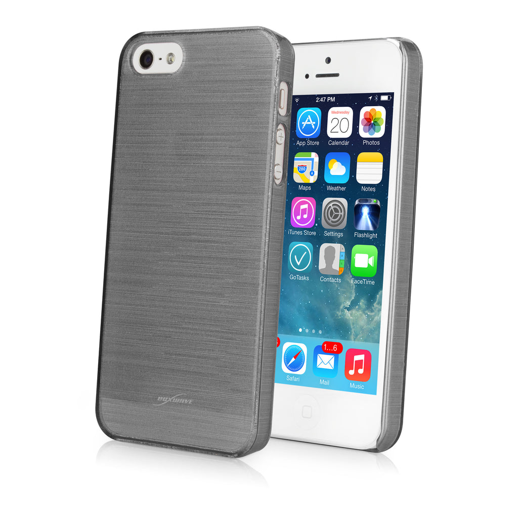 Etched Glass iPhone 5s Case
