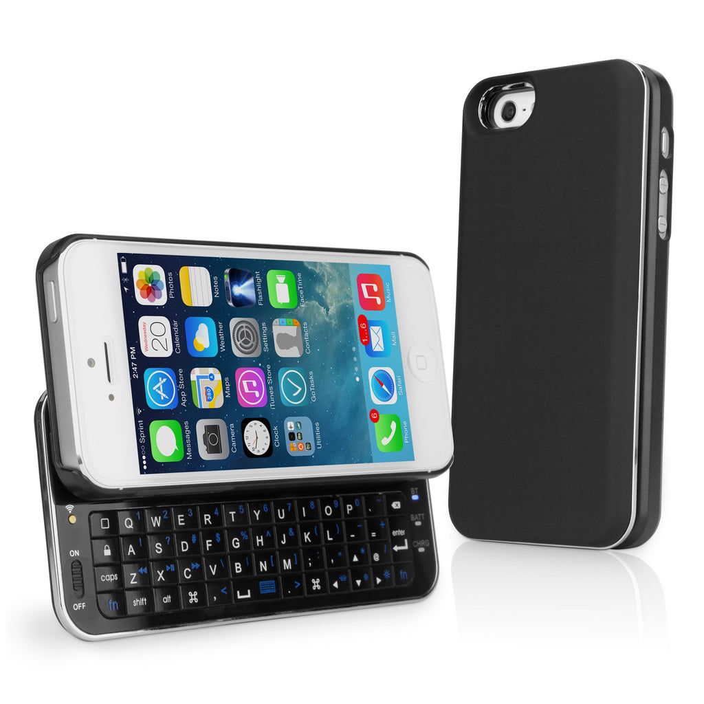 Keyboard Buddy Case - Apple iPhone 5 Case
