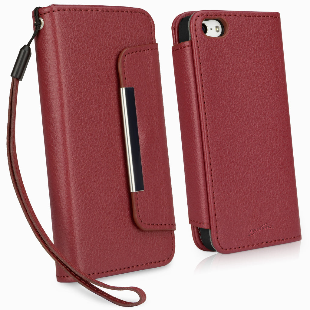 Leather Clutch iPhone 5 Case