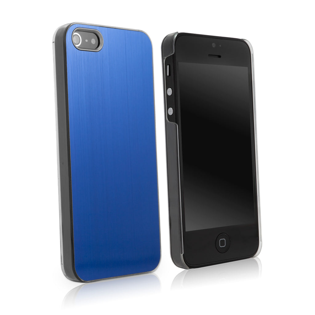 Minimus Brushed Aluminum iPhone 5 Case