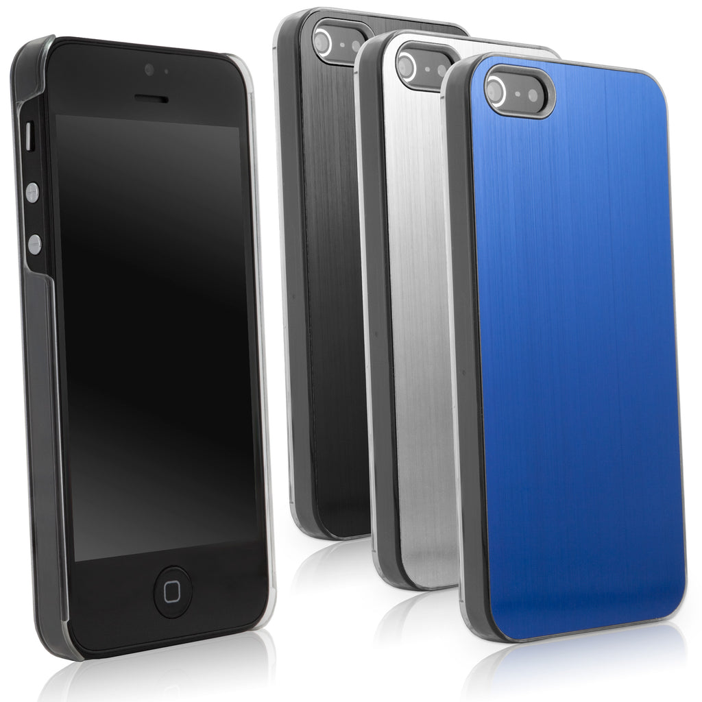 Minimus Brushed Aluminum Case - Apple iPhone 5 Case