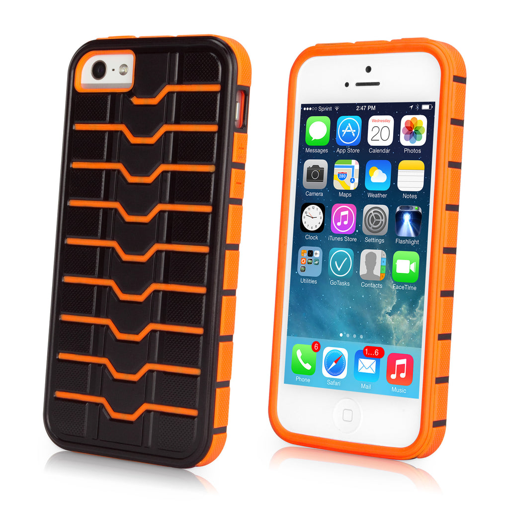 PlateMail iPhone 5 Case