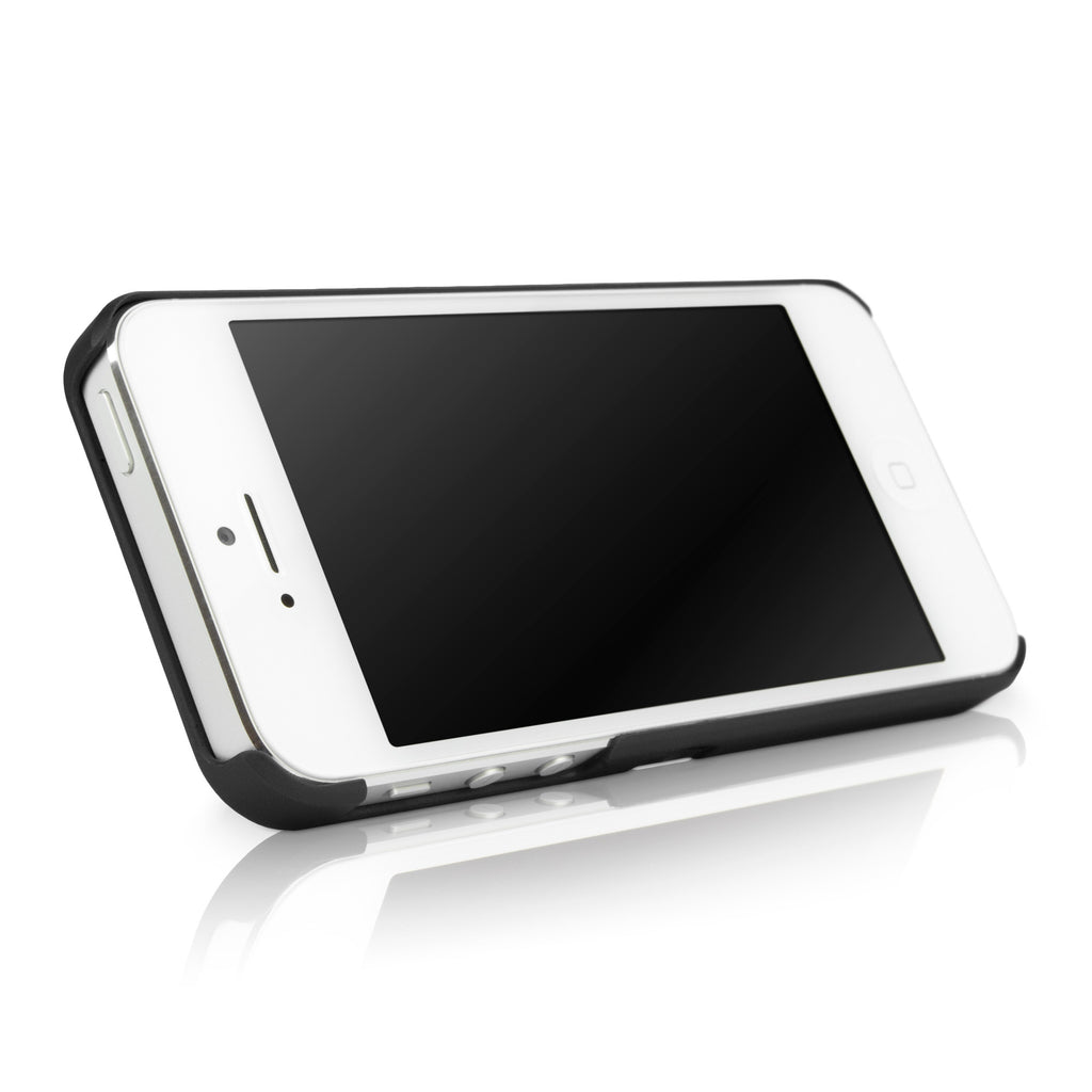Shell Case with Stand - Apple iPhone 5 Case