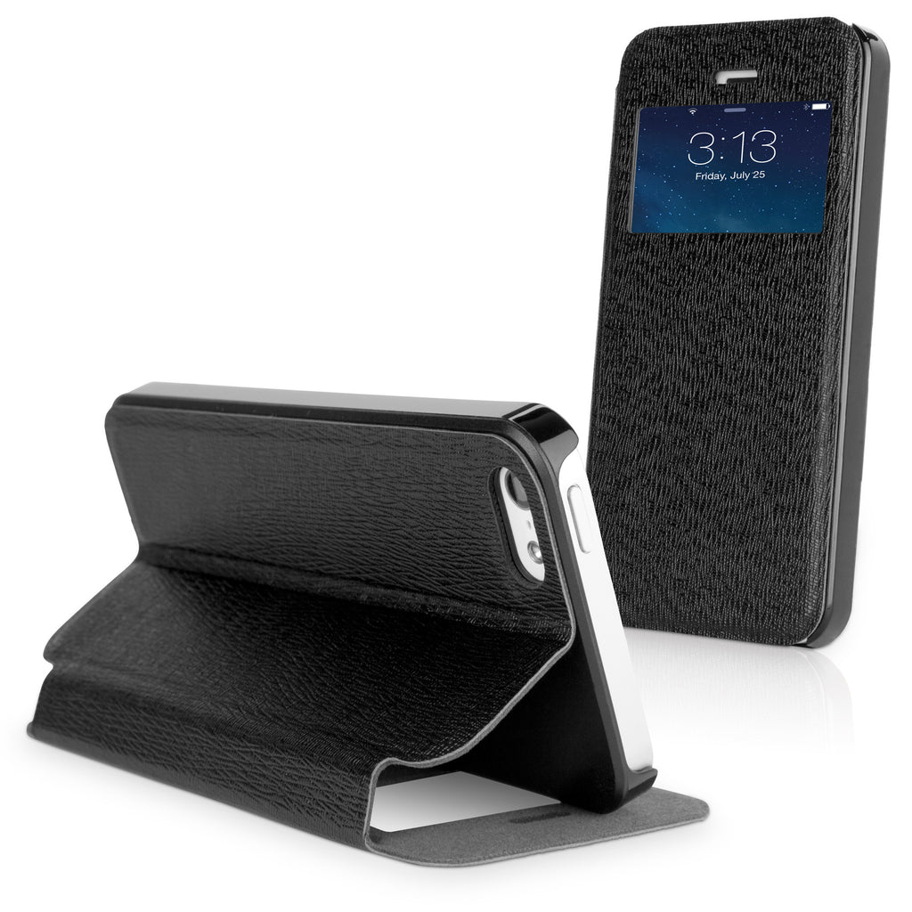 SlimFlip Stand Case - Apple iPhone 5 Case