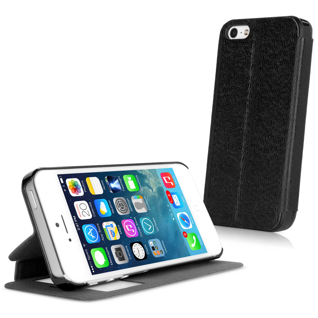 SlimFlip Stand iPhone 5 Case