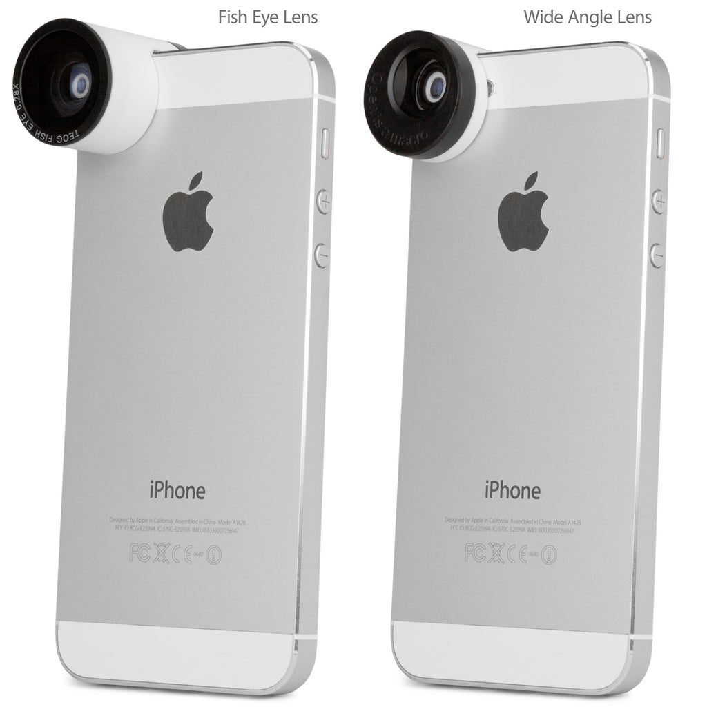 SmartyLens - Corner Mount - Apple iPhone 5s Smart Gadget