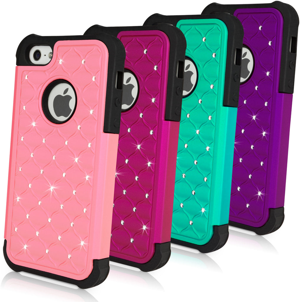SparkleShimmer Case - Apple iPhone 5 Case